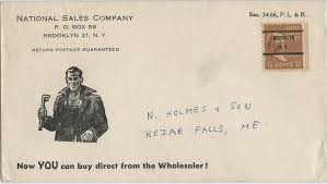Stamp On Right Or Left The Mailing Industry And The United States Postal Service
