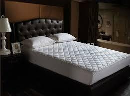 aliexpress com buy size 160x200cm cotton hotel mattress pad