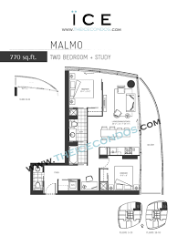 2 Bedroom Condo Floor Plans Ice Condos For Sale Rent