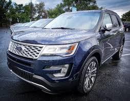 Ford Explorer Platinum - we explore more in the 2016 ford explorer platinum 95 octane