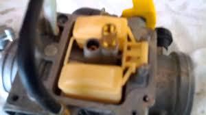honda trx 300 quad carb teardown youtube