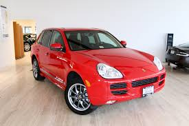 2006 Porsche Cayenne - 2006 porsche cayenne s titanium edition stock 7nc014376b for