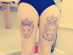 100 female lion tattoo designs female lion tattoos 12 best