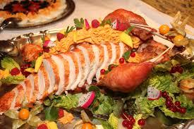 gourmet turkey free images dish meal food salad fish gourmet cuisine