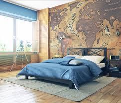 Map Wall Decor