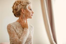Hochsteckfrisuren Braut Locken by Brautfrisuren Hochsteckfrisuren Für Die Hochzeit