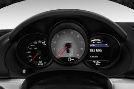 porsche boxster 2016 black 2016 porsche boxster gauges interior photo automotive com