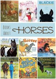 using horse stories for a horse unit study free printable