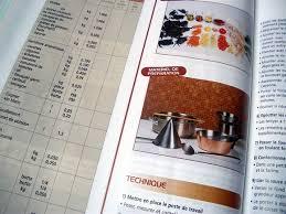 livre technique cuisine la cuisine de référence techniques et préparations de base
