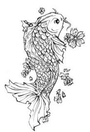 koi fish tattoo drawings koi fish pencil sketch by olimueller on