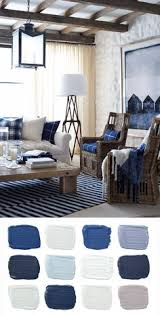 cold colors of light gray white blue and dark blue go together