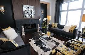 Home Decor Yellow And Gray Color Combo Yellow U0026 Gray