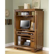 White Computer Armoire by Tv Stands Oak Tv Armoire With Doors Corner Flat Screenket Small