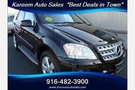 used m class mercedes for sale used mercedes m class for sale in sacramento ca edmunds