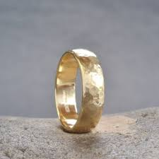 hammered gold wedding band best 25 hammered gold ideas on silver diamonds