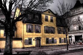 Haus In Haus Das Schiller Haus In Weimar Foto U0026 Bild Architektur