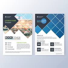 technical brochure template business brochure template vector free