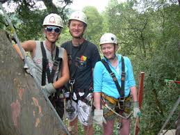 Treetop Canopy Tours by Tree Top Canopy Tours Extremescene