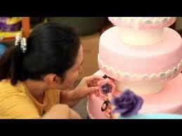 wedding cake murah dan enak membuat wedding cake dari fondant dan kesaksian peserta kursus