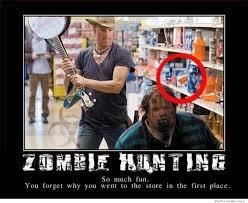 Meme Zombie - zombie hunting weknowmemes