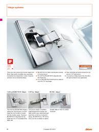 catalog blum accesorii door cabinetry