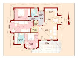 Floor Plan For 3 Bedroom House by House For Sale Near Balchik Bulgaria Newly Constructed 3