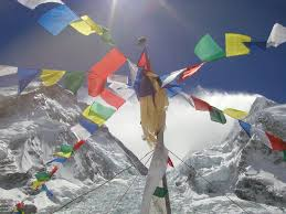 Flag Prayer Cultures And Religions Of The Himalayan Region