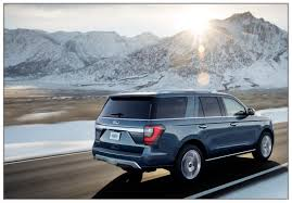 the blue oval updates its full size suv u2026 the 2018 ford expedition
