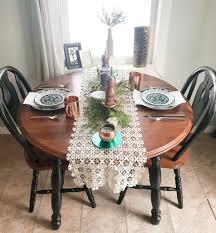 simple inexpensive minimalist christmas tablescape fresh coast