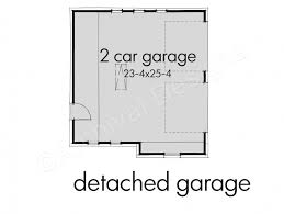 House Plan With Detached Garage Merveille Vivante Craftsman House Plan Ranch House Plan