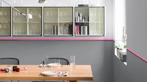 cuisine blanche mur lovely cuisine peinte grise 5 indogate cuisine blanche mur bleu