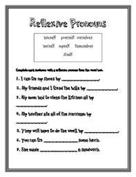 all worksheets pronoun worksheets pdf printable worksheets