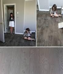 pleasurable linoleum flooring for basement basements ideas