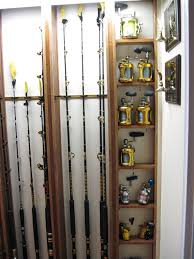 Fishing Rod Storage Cabinet Need Tackle Room Suggestions The Hull Boating And