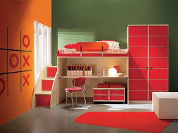 shiny white floor boy teen room ideas red solid plastic chair
