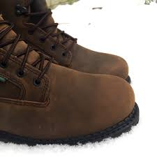 georgia boot men u0027s arctic toe waterproof insulated work boots