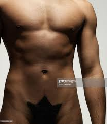 male pubic hair photos com man with star shaped pubic hairs mid section stock photo getty