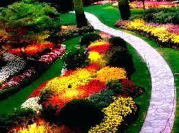 Simple Flower Garden Ideas Simple Flower Garden Ideas Torneififa