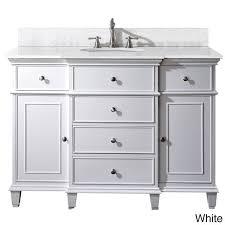 White Bathroom Vanity 48 Inch by 130 Best Bathroom Vanities Images On Pinterest Bathroom Vanities