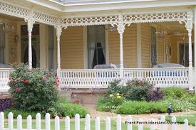 Front Porch Railing Ideas Materials and More