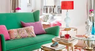 Stylish Summer Living Room Ideas Full Of Bright Colors Housublime - Bright colors living room