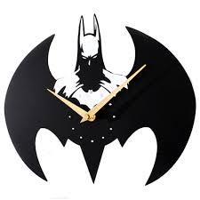 Batman Home Decor Online Buy Wholesale Batman Wall Watch From China Batman Wall