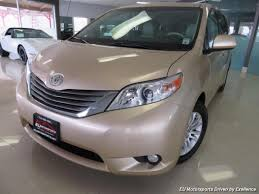 Toyota Sienna Captains Chairs 2013 Toyota Sienna Xle 7 Passenger Auto Access Seat For Sale In