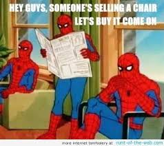 Spiderman Meme - the funniest spider man memes ever