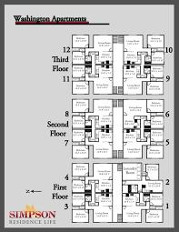 apartment floor plans with dimensions interesting apartment floor