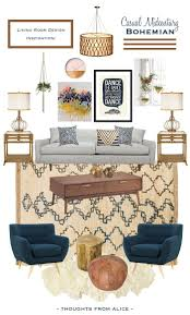 Livingroom Styles by Best 20 Bohemian Living Rooms Ideas On Pinterest Bohemian