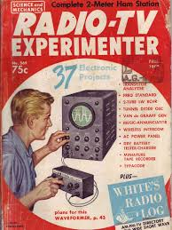 radio tv experimenter n569 1960 electronics electrical engineering