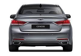 hyundai genesis test 2015 hyundai genesis rear exterior design 692 cars performance