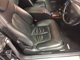 used 2001 mercedes benz cl cl500 for sale in northants pistonheads