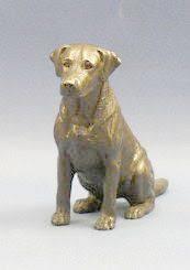 labrador retriever black lab size statue replica ebay my